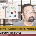 PROTECTING PERSONAL RESIDENCE